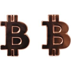 Bitcoin Pin brozne