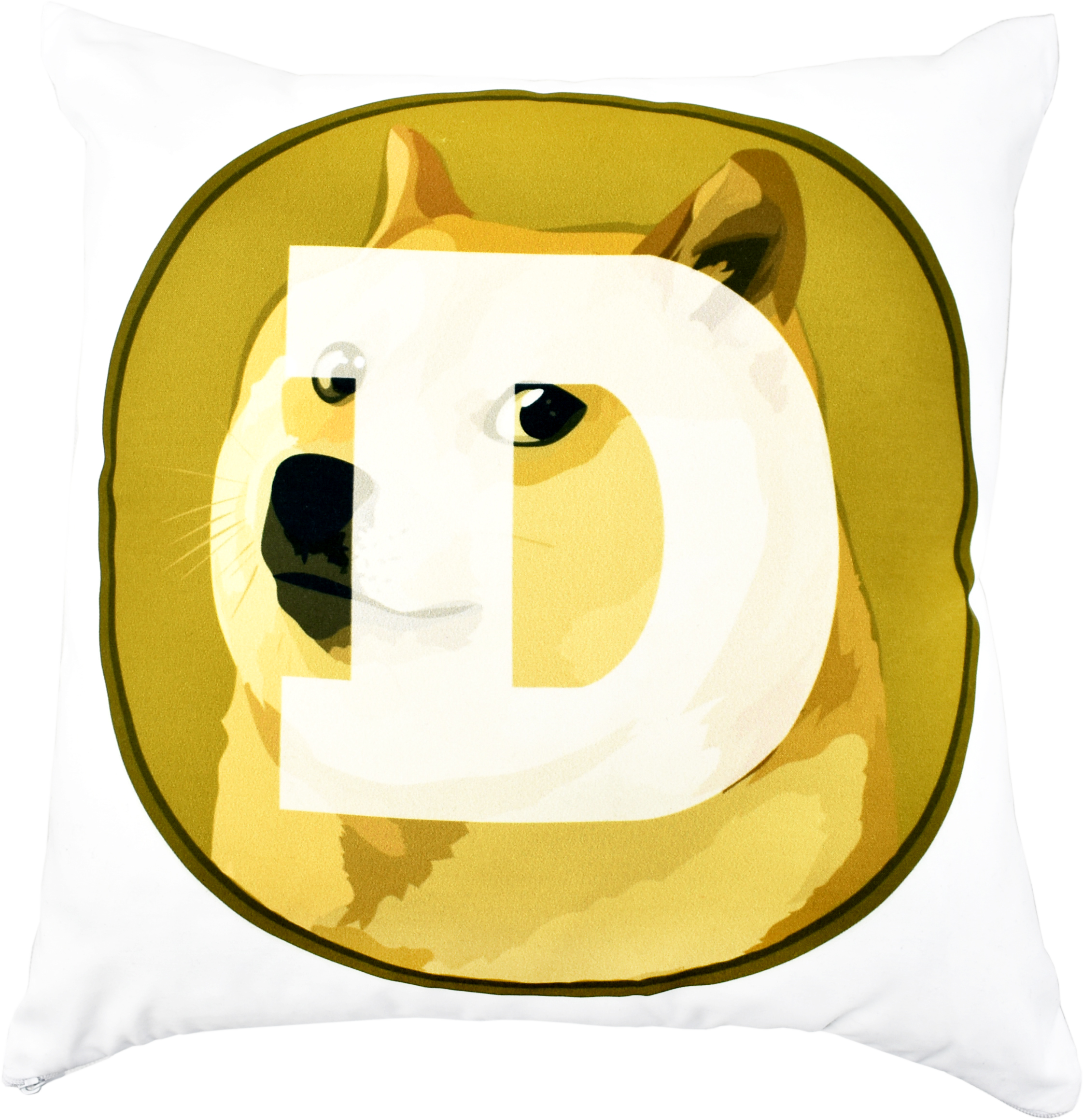 Dogecoin Pillow