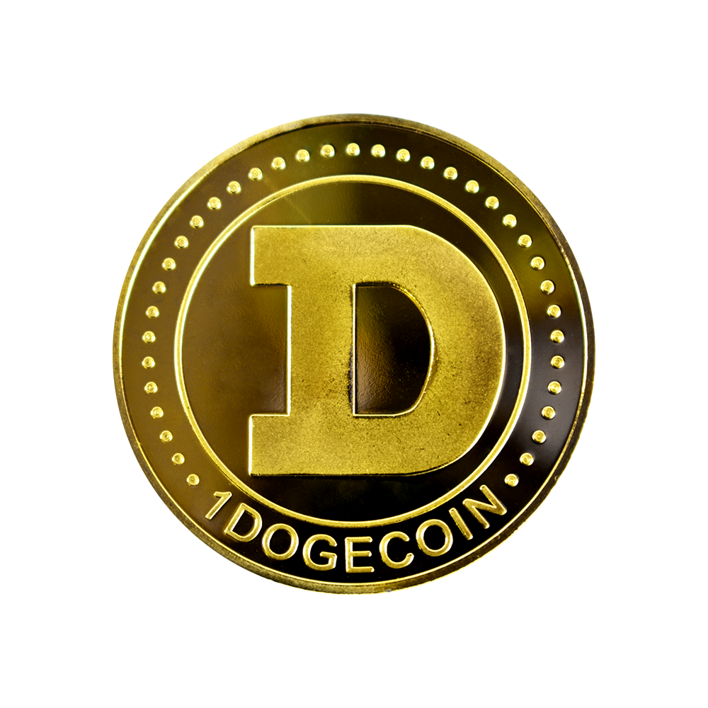 Dogecoin Collector coin gold