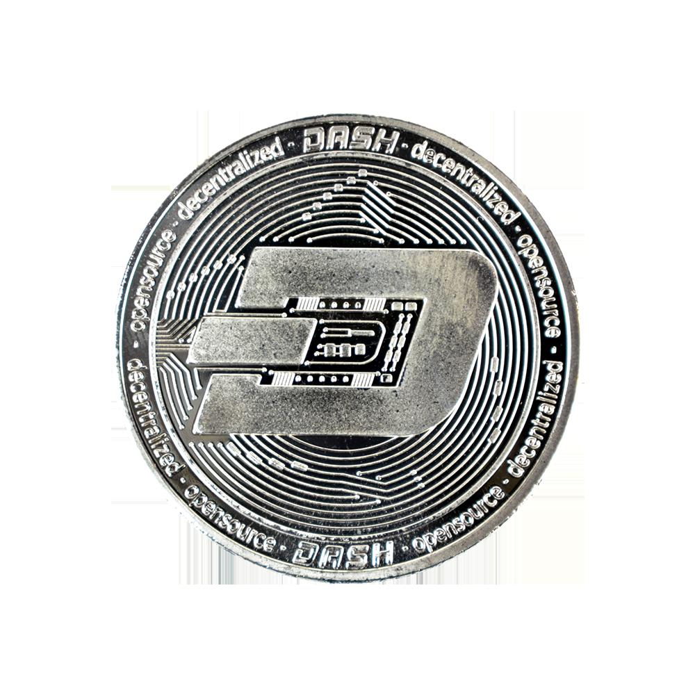 Moneta kolekcjonerska DASH Srebrna