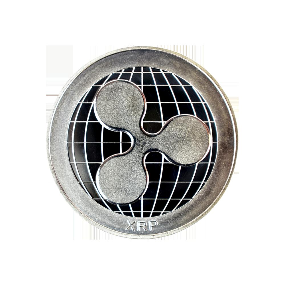 Moneta kolekcjonerska Ripple Srebrna