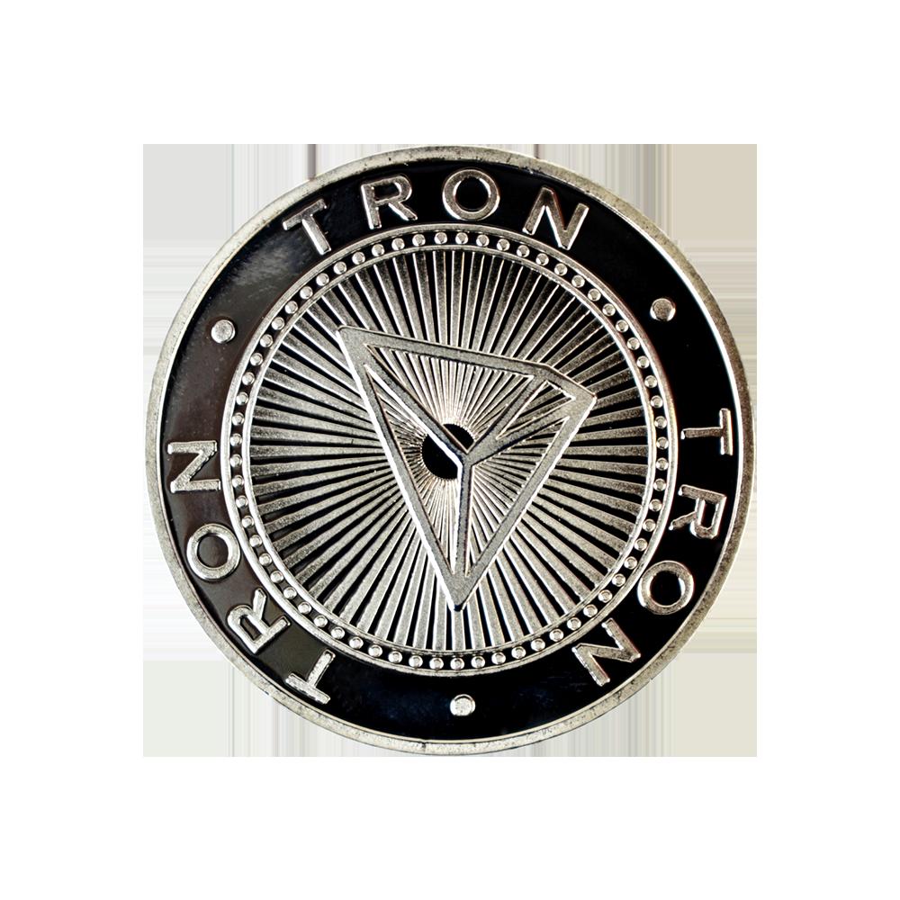 Moneta kolekcjonerska Tron Srebrna