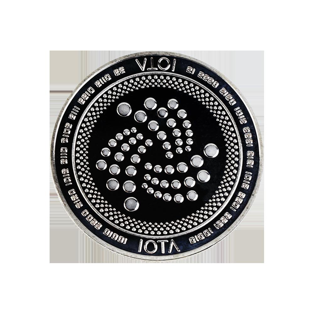 Moneta kolekcjonerska IOTA Srebrna