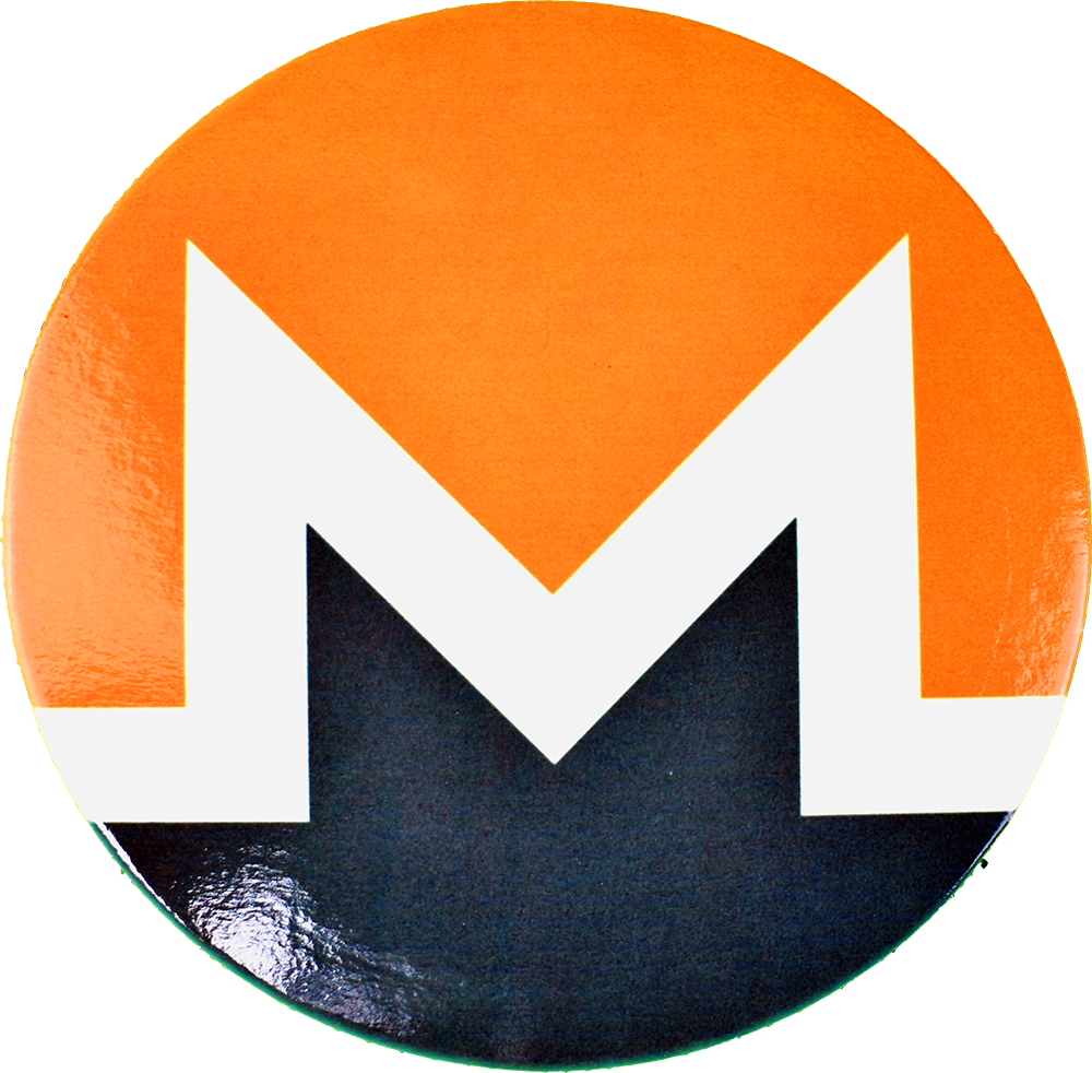 Aluminium pin Monero