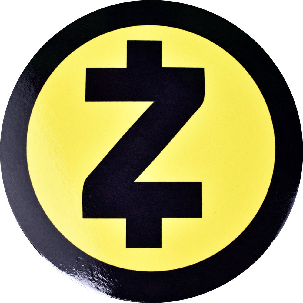 Aluminium pin ZCash