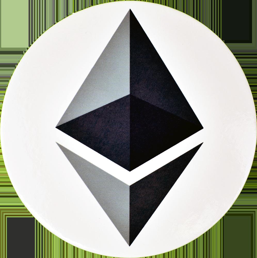 Podkładka pod kubek Ethereum
