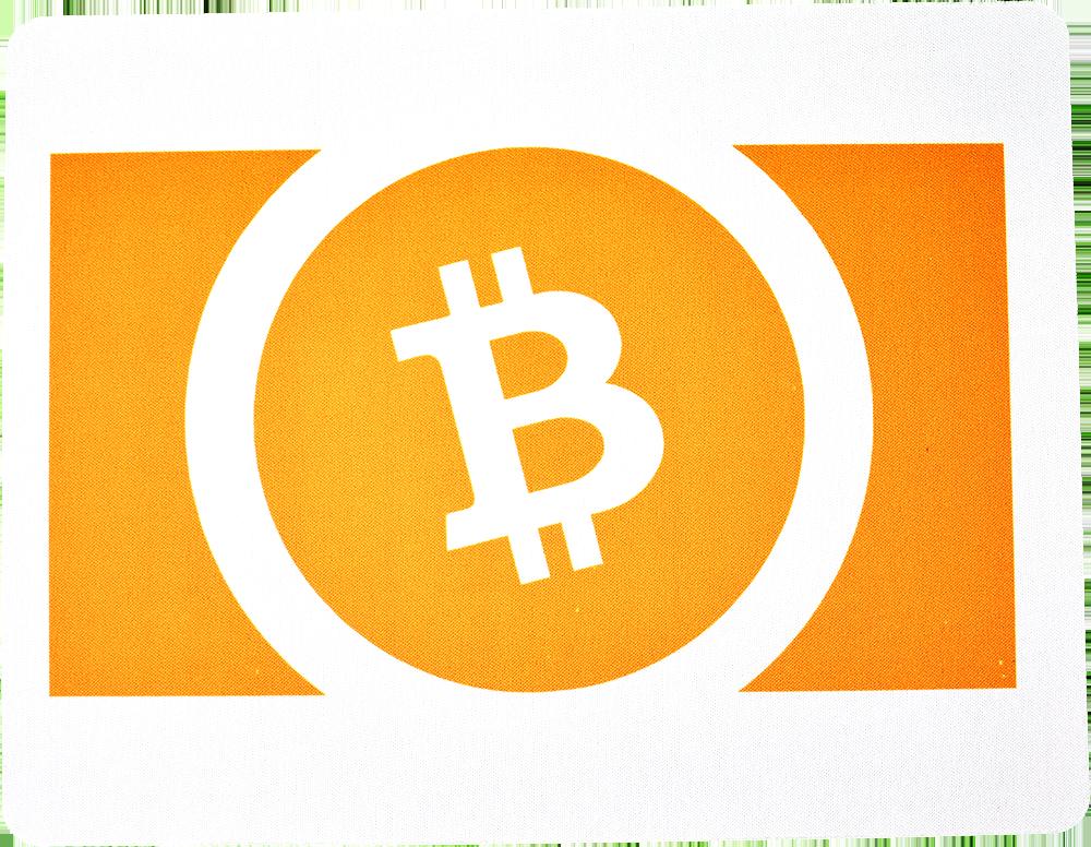 Podkładka pod mysz Bitcoin Cash