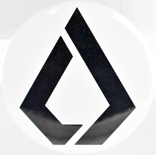 Przypinka aluminiowa LISK