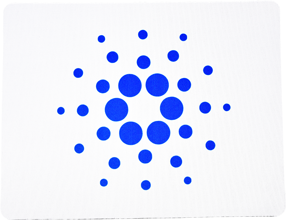 Cardano Mouse pad
