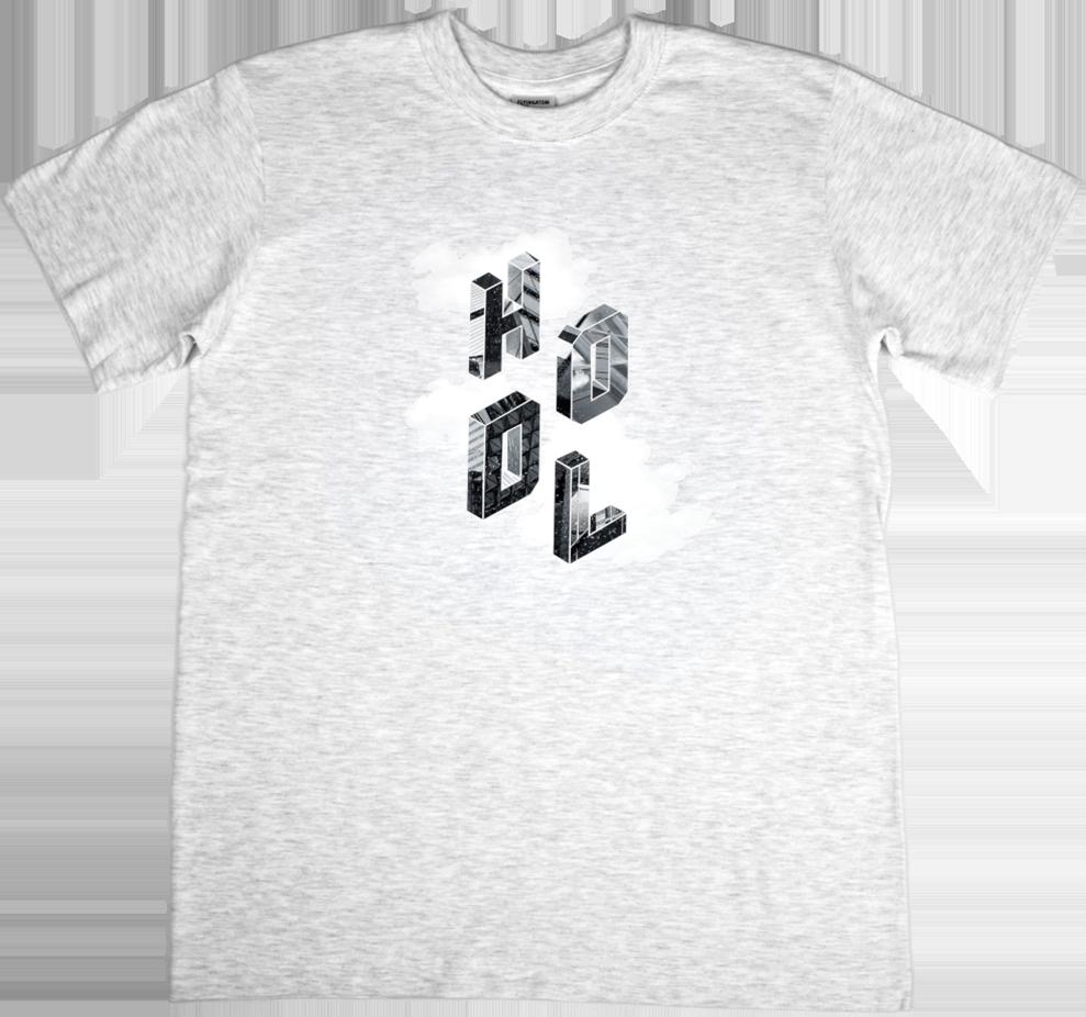T-shirt Bitcoin HODL Cotton