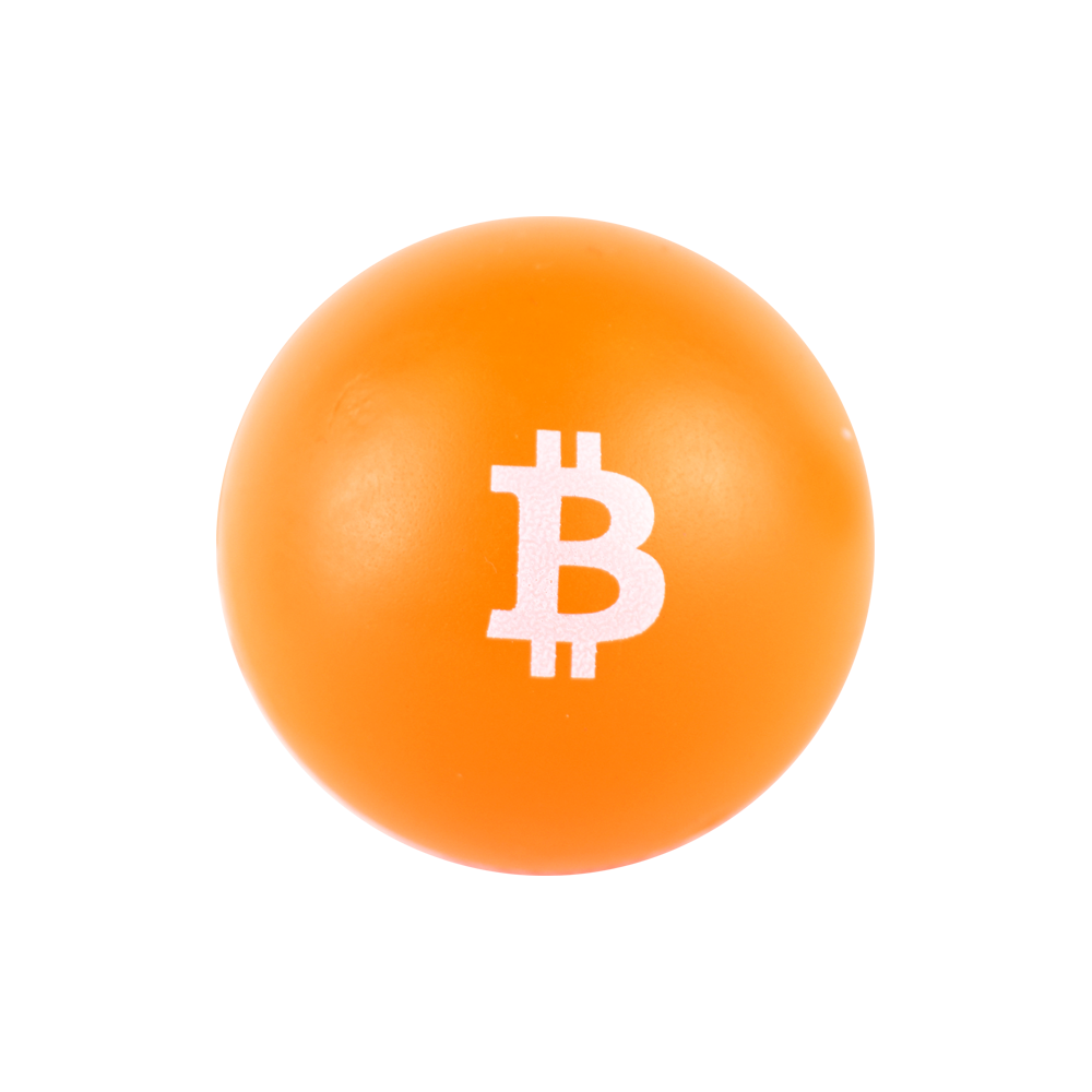 Bitcoin Antistress ball