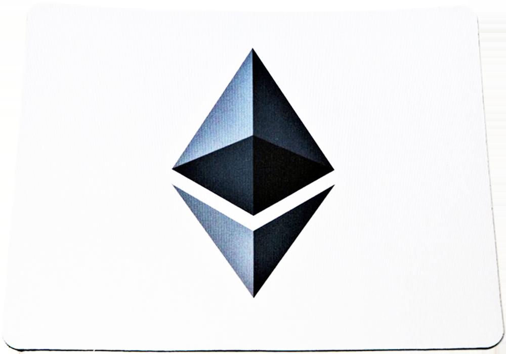 Podkładka pod mysz Ethereum