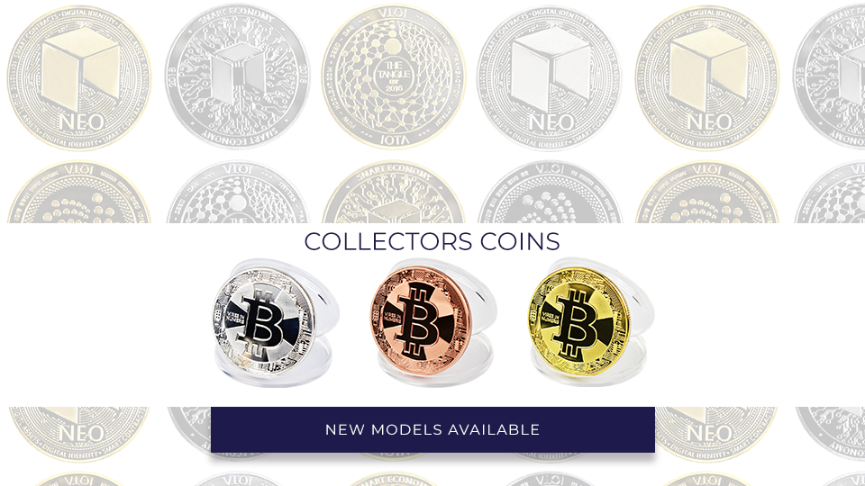 New collector coins already available!